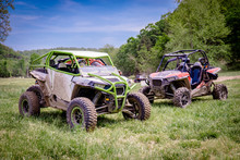 Two Muddy UTV Side By Side Off...