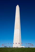 The Washington Monument On A C...