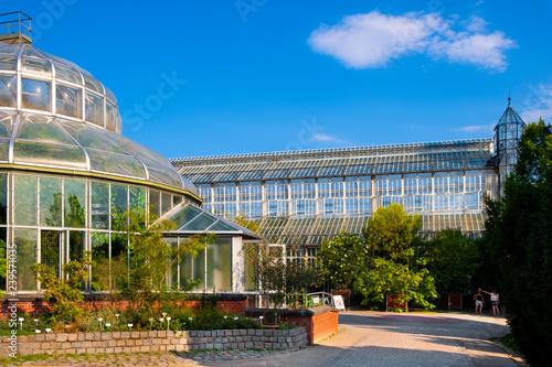 Berlin Germany Berlin Dahlem Botanical Garden And Museum