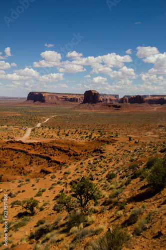 Fototapeta Monument Valley, Arizona-Utah