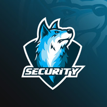Dog Vector Mascot Logo Design ...