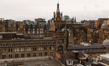 Historic Rooftops Of Glasgow C...