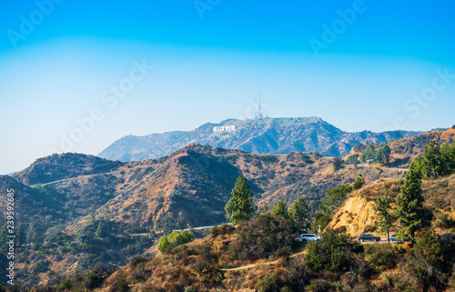 Photo  Hollywood Sign