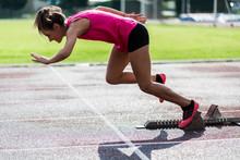 Teenage Runner Training Start ...