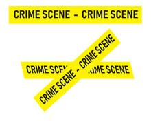 Signage-Crime Scene Tape