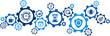 time management concept: efficiency, punctuality, project management – vector illustration