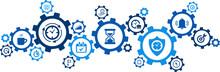 Time Management Concept: Effic...