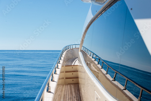 charter en mediterranée Obraz na płótnie