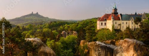 Fotografía  Two castles in Cesko