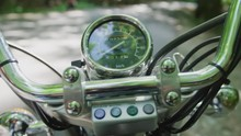 The Motorcycle Speedometer