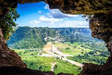 Cueva Ventana Natural Cave In ...