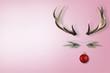 Leinwanddruck Bild - Christmas.