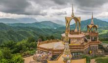 Wat Pha Sorn Kaew Temple Landscape  Phetchabun, Thailand