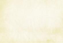 Light Beige Vintage Old Paper Parchment Texture Background
