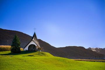 Austria small church