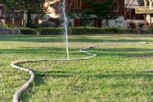 Rubber Tube Broken And Water L...