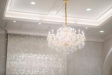Luxury Beautiful Crystal Chandelier