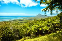 Beautiful Coast Of Mauritius S...