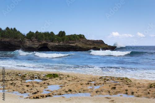 Fototapety, obrazy: Beach in Nuse Lembongan Bali