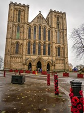 Ripon Cathedral, North Yorkshire. Rememberance Day