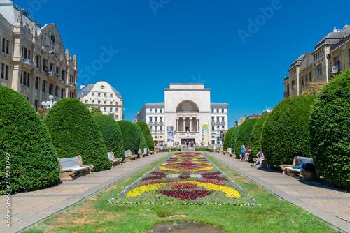 Photo  beautiful city in Romania - Timisoara