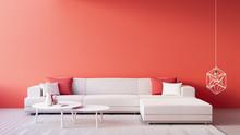 Living Coral Interior / Color ...