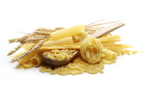 Various Raw Pasta Types And Wh...