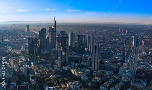 Recess Fitting Dubai frankfurt city skyline
