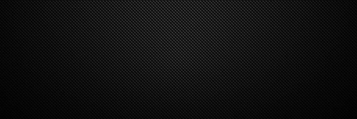 Dark black Geometric grid background Modern dark abstract texture