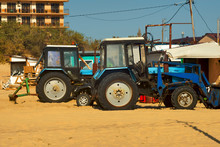 Clean Sea Beach Cleaning Equipment