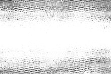 Black And White Halftone Grunge Texture