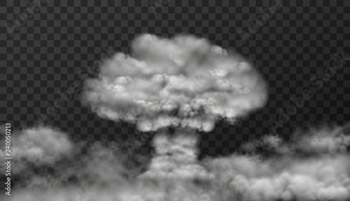 Valokuva  Design of bomb explode