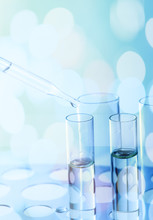 Science Laboratory Test Tubes,science Background