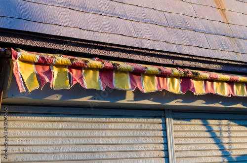 Fotografie, Obraz  古い店舗