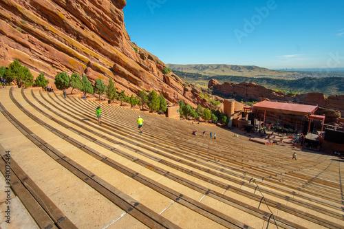 Foto Redrocks Amphitheatre