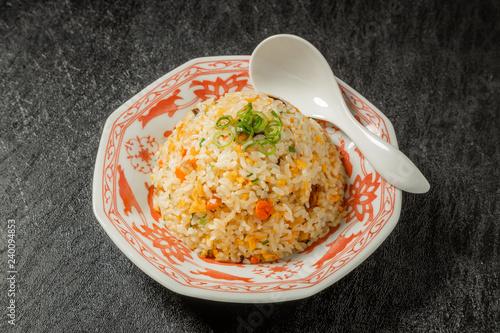 チャーハン Fried Rice Chinese Cuisine