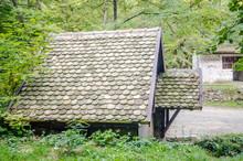 Private Property On Mount Fruska Gora, Serbia