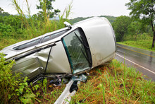 Insurance Car Accident Scene /...