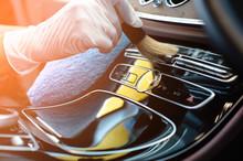 Luxury Car Interior Cleaning