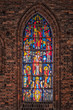 Helsingborg Sankta Maria kyrka Window