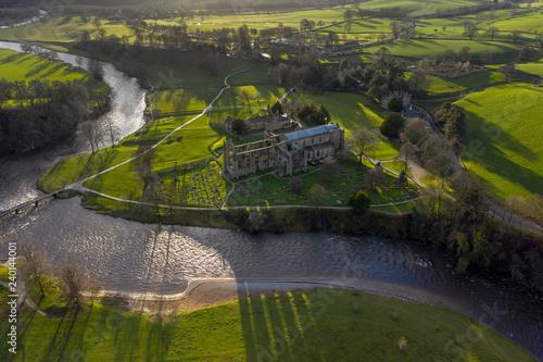 Photo Bolton Abbey