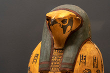 Horus Wood Egyptian God Dead R...