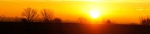 Sunrise Winter Solstice 2018 Panoramic