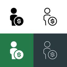 Broker Icon Set