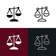 Scales Icon Set