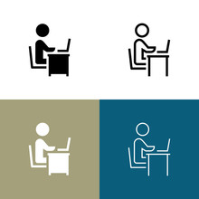 Workplace Icon Set