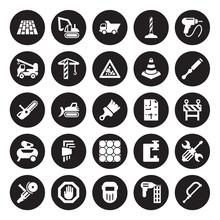 25 Vector Icon Set : Floor, Na...