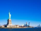 Fototapeta Nowy Jork - ニューヨーク 自由の女神