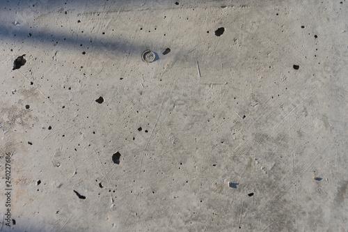Struktur in frisch betonieren Beton Wallpaper Mural