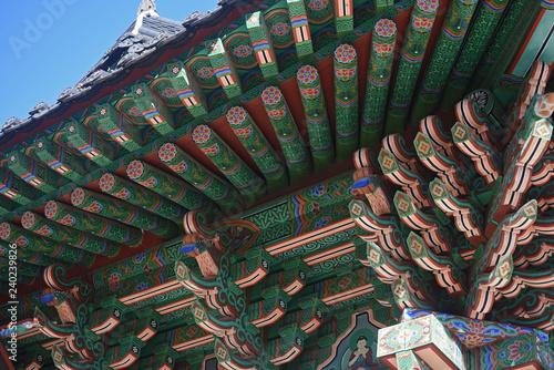Fotografía  songgwangsa Temple in Wanju, South Korea, 절, 사찰
